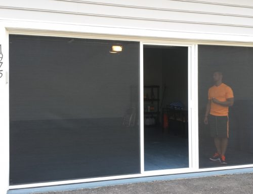 What Are The Benefits Of A Garage Screen Door