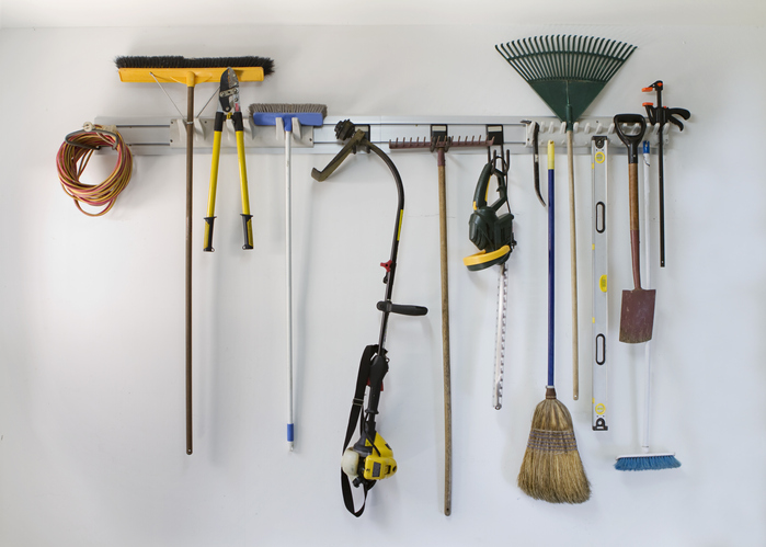 How To Organize Your Garage 2